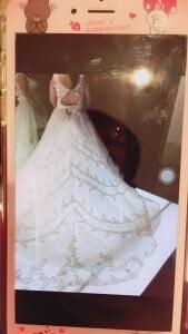 2017年11月台中華納婚紗紀實1-禮服挑選