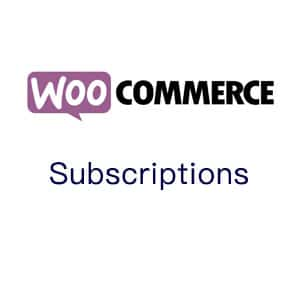 Woocommerce Subscriptions 訂閱外掛