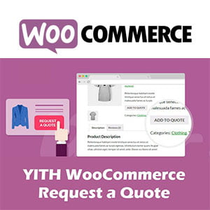 YITH WOOCOMMERCE REQUEST A QUOTE 請求報價外掛