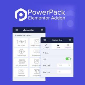 PowerPack Elements擴增外掛,更多可用工具
