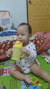 【推薦】寶寶的第一個水杯、學習杯