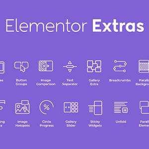 Elementor Extras – Elementor Pro擴充添加新的有用的小部件