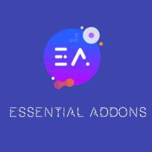 Essential Addons For Elementor最受歡迎的元素庫